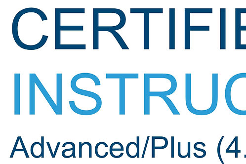 IFP Certified Instructor - Advanced/Plus (4.0 - 5.2)