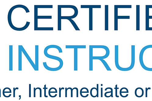 Existing Certified Instructors from other Programs wanting an IFP Certification