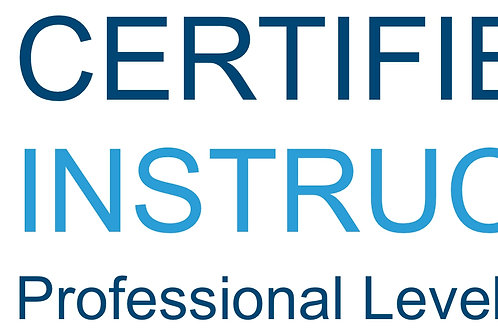 IFP Certified Instructor - Professional Level (5.3 - 6.0)
