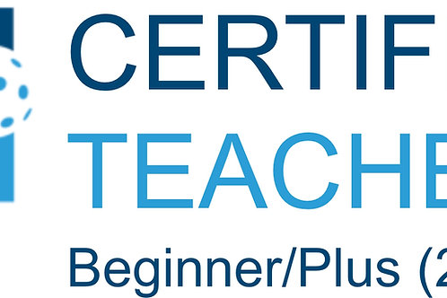 IFP Certified Teacher - Beginner/Plus (2.0 - 2.9)