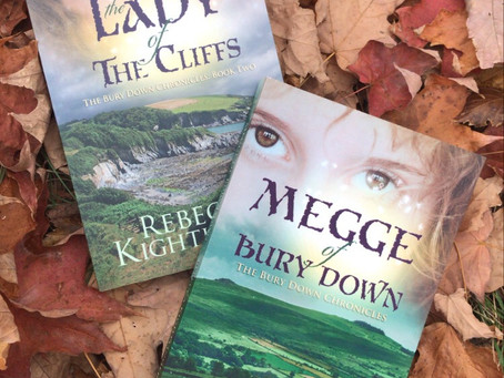 The Lady of the Cliffs: The Bury Down Chronicles #2