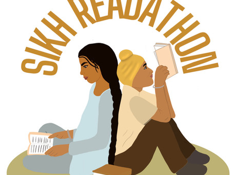 Sikh Readathon
