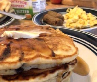 12 Days of Pancakes!