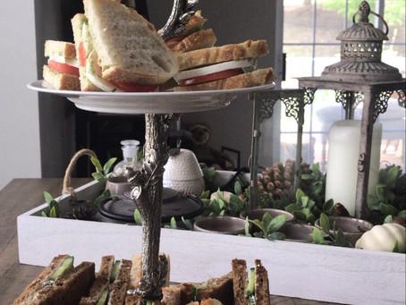 Tea Sandwiches for Chai Time