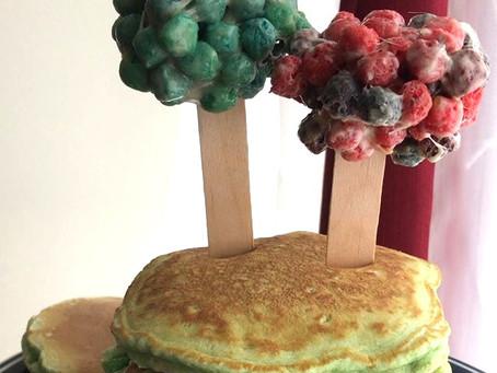 Truffala Tree Pancakes