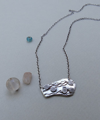 Bubbling Brook Necklace