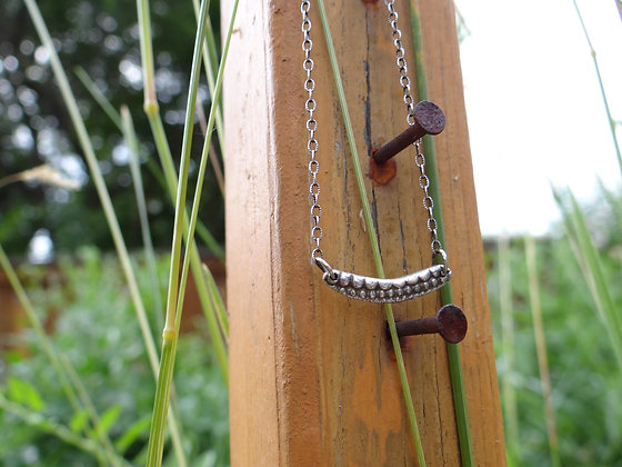 Arc Fragment Necklace -small