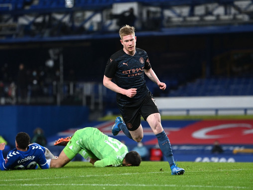 Beginning of the Business End - Leicester City vs Manchester City Preview