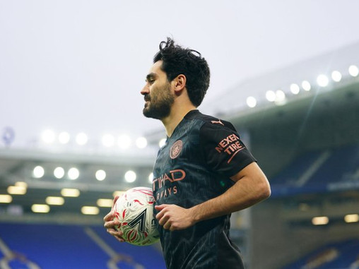 Ilkay Gundogan's career story and how he became a legendary figure in City's hunt for silverware