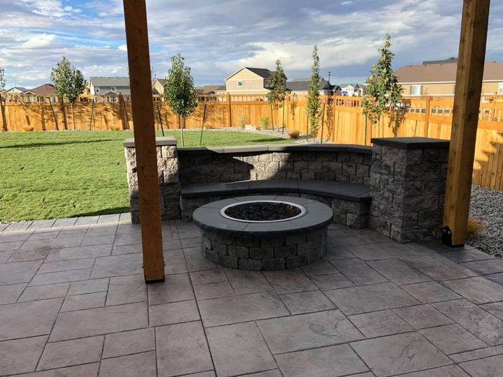 landscaping Thornton