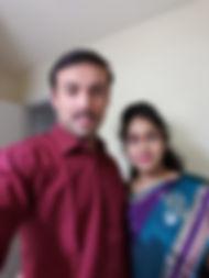 Naveen Balasubramanian - Ashwini Murthy.