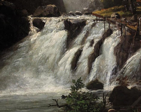 oil-painting-by-Swiss-landscape-artist-F