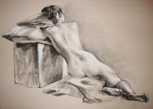 Lillis-Venus-Daydreaming-Figure-Drawing-