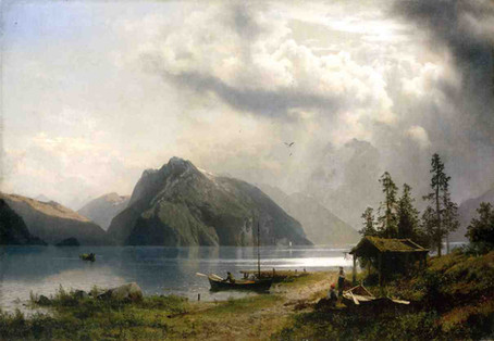 Landscape-with-Lake-and-Mountains-Herman