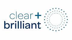 clear and brilliant logo - laser skin rejuvenaion