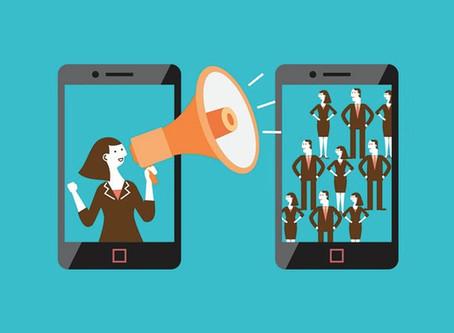 Redes Sociais: Posicionamento em relação a assuntos em alta