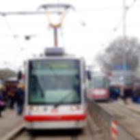 public transport - tram