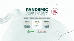 PANDEMIC RECOVERY: A MENTAL HEALTH SERIES