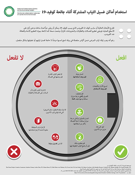 COVID-19-Laundromats-Factsheet_Arabic.pn