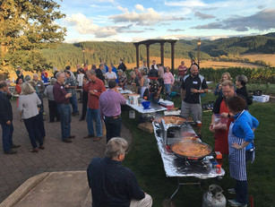 Recap of 2016 Paella Fest with Senator Merkley