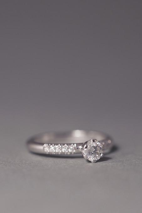 Engagement ring F&F