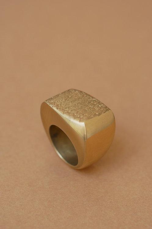 Ring Silber rosévergoldet