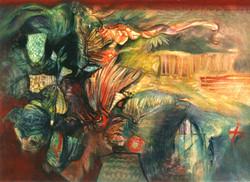 16.Les ogres du Roussillon, 100x73