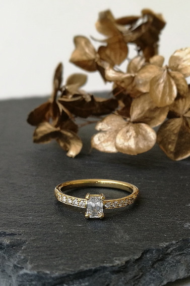 Engagement Ring T&L