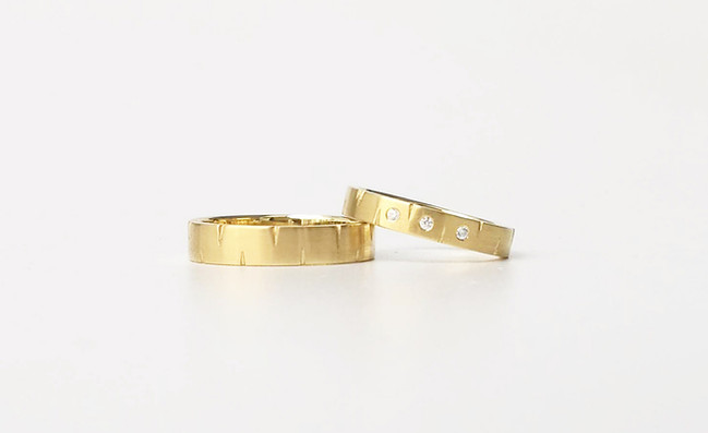 Collection Bois - from 725€/ring