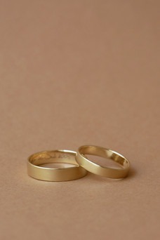 Wedding rings F&A