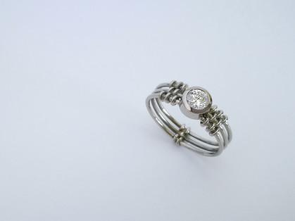 "Ring ""Tisser des liens"" ©TUKOA"