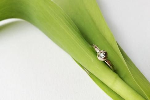 Engagement ring E&D