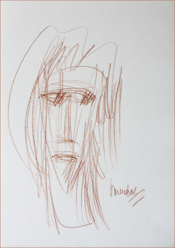 Amador, Stoicisme, 40x30