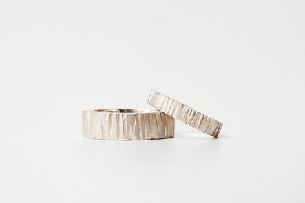 Collection Ecorce - from 680€/ring