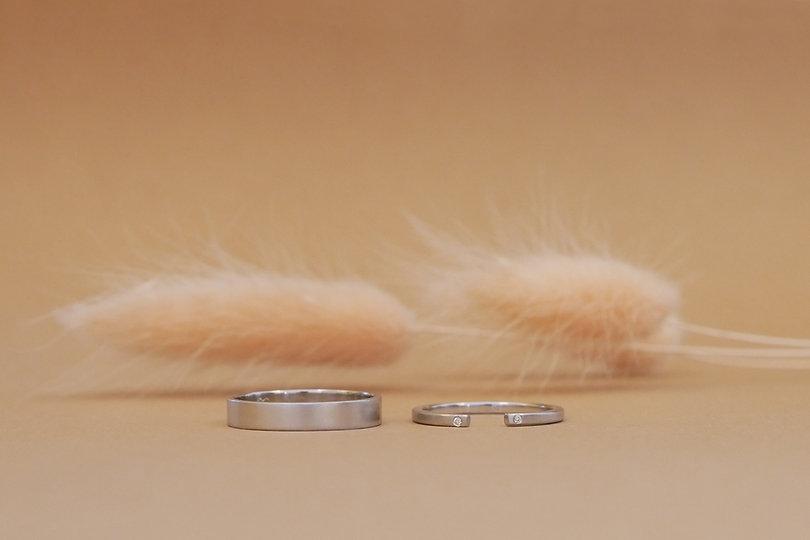 TUKOA-Wedding rings