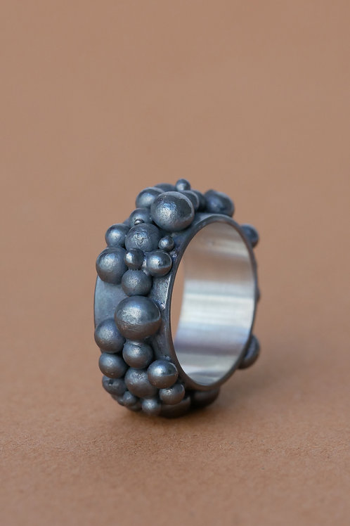 "Ring ""Bubbles"""