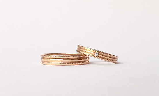 Collection Trilogie - from 615€/ring