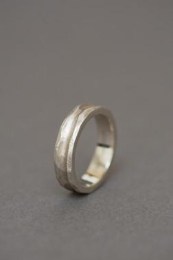 Wedding ring T&J