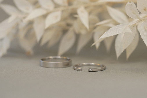 Wedding rings A-K&D