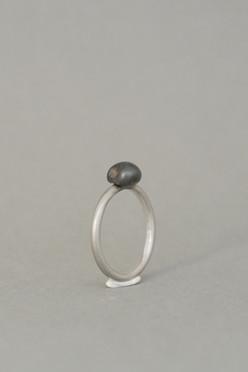 TUKOA-Coral Embrace mini-Ring Silber ges