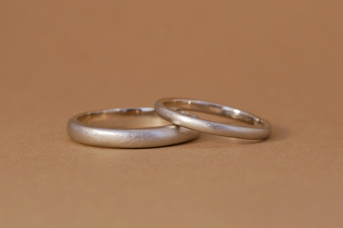 Wedding rings E&D