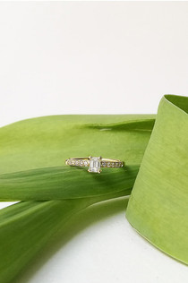 Engagement ring T&L