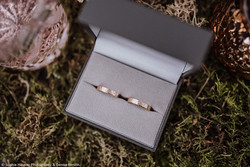 Collection Cratère rose - from 500€/ring