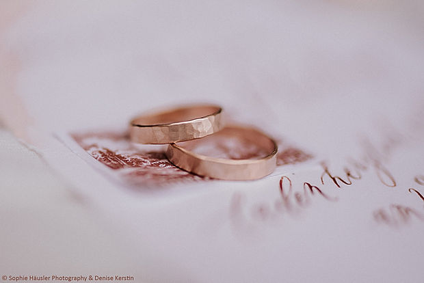 Create your own wedding rings