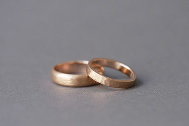 Wedding rings J&R
