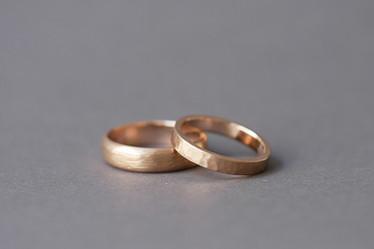 Wedding rings J&R