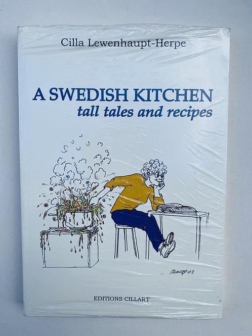 Livre Recettes Suédoises