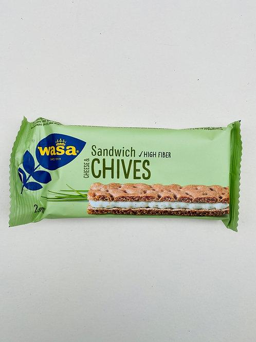 Sandwich ciboulette