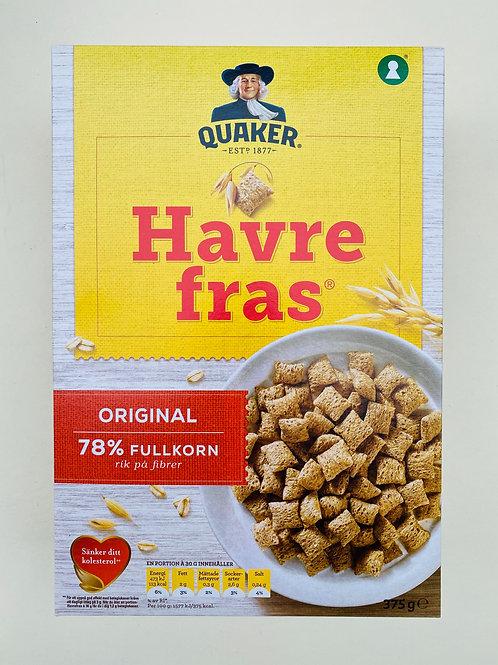 Havre Fras céréales à l'avoine