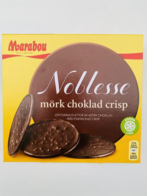 Biscuit Noblesse Chocolat noir